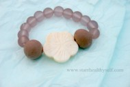 Pink Sea, Flower Shell