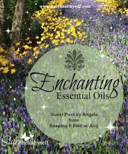 Enchanting Essential Oils