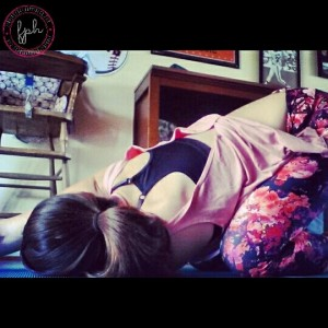 P Jeanne Yoga Stretch