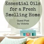 Uses of Essential Oils for a Fresh Smelling Home by Victoria Naylor